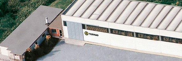 Tesimag Company Ecology Waste Water Recycling Plant