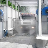 Vehicles/Truck Wheels Washing Plants - 3