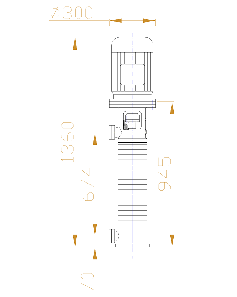 dimensioni 50MSV-14